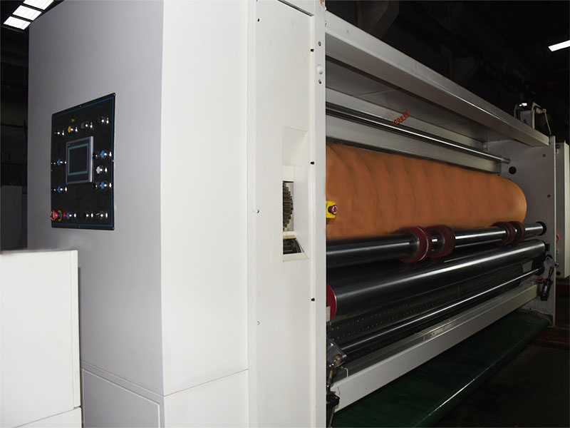 printing machine for cartons