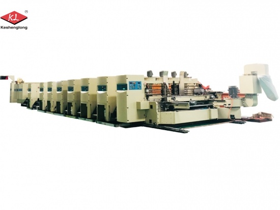 Flexo Printer Slotter Die Cutter for Sale